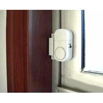 Alarme Residencial Sonoro Sem Fio Porta E Janela Sensor