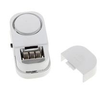 Alarme Residencial Sensor Magnético S/fio Portas Janelas