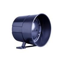 Sirene Alarme E Cerca Elétrica Monotonal Residencial 12v