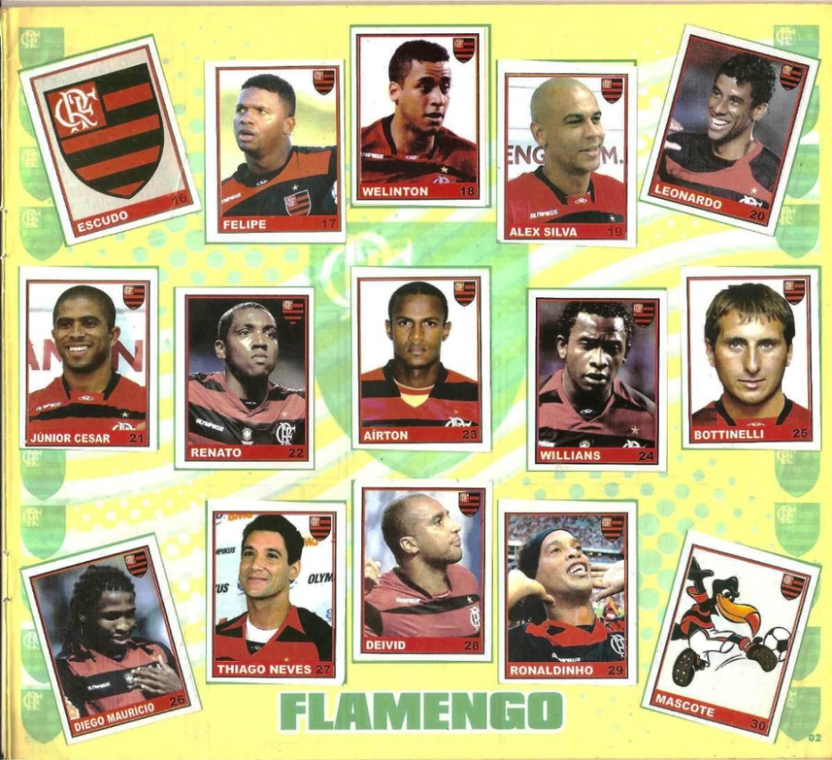 Panini Campeonato Brasileiro: Album Campeonato Brasileiro 1992 Cadillac