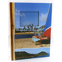 Album Fotografico 200 Fotos 10x15cm Bolso Cd Memo Ab113