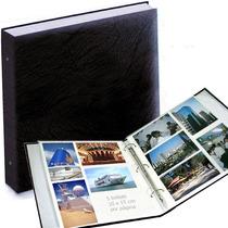Álbum De Fotografias P/ 500 Fotos 10x15 Cm