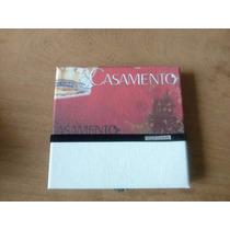 Album Fotografico Caixa Book Casamento C/ Caixa - 50 Fotos