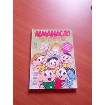 Almanacão Turma Da Mônica Nº 1 - Gibi Turma Da Mônica