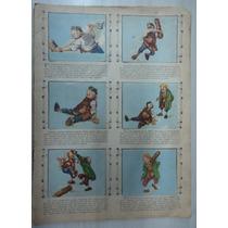 Álbum Pinochio - Antigo Completo (31598)