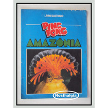 Album Amazônia - Ping-pong - Completo - F(901)