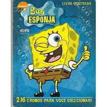Álbum Bob Esponja Completo