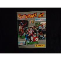 Album Football 1995 Belgique Panini Completo Colado