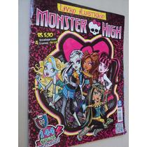 Album Figurinhas Monster High