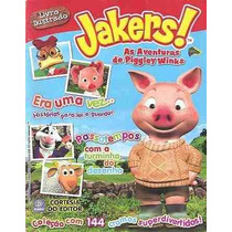 Jakers Album De Figurinhas Completo