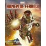 Álbum Homem De Ferro 3 - Lançamento 2013 Completo Para Colar