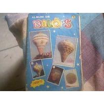Balões 1 Album De Figurinhas