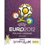 Álbum Euro 2012 - Completo- Figurinhas Coladas- Ótimo Estado