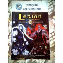 Álbum Cards Lerion - Guerreiros, Monstros E Magos - Completo