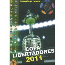 Album De Figurinhas Copa Libertadores 2011 - Completo