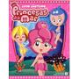 Álbum Figurinhas Princesas Do Mar 2012 Completo Para Colar