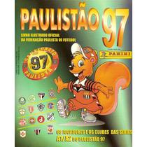 Anuncio Maluco Álbum Campeonato Paulista 1997 Escaneado