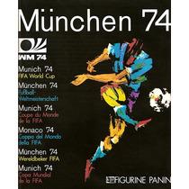 Álbum De Figurinhas Digitalizado Copa Do Mundo 1974 Panini