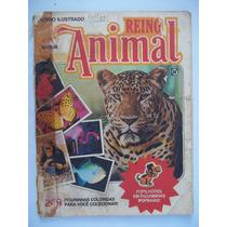 Álbum O Reino Animal - Completo