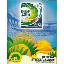 Álbum Copa Das Confederações 2013 - Completo - Para Colar