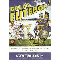 Álbum Copa Do Mundo 1950 - Reimpressão -banca