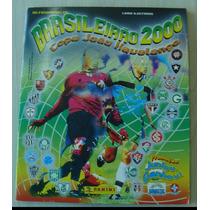 Álbum Brasileirão 2000 Incompleto (21639)