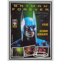 Album Batman Forever - Completo - F(250)