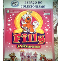 Álbum Figurinhas Filly Princess - Completo Para Colar