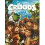 Álbum Os Croods - Lançamento 2013 - Completo - Para Colar
