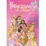 Álbum Princesas Do Mundo - Faltando 5 Figurinhas- Para Colar