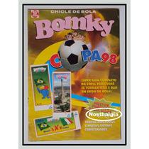 Album Mundial De 98 - Bomky - F(073)