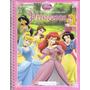Álbum O Mundo Encantado Das Princesas - Completo -para Colar
