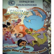 Álbum Figurinhas Meu Amigãozão Compl. P/colar 2012