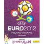 Álbum De Figurinhas: Euro 2012 - Vazio, Somente O Álbum