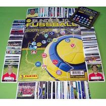 Campeonato Alemão Bundesliga 2007/08 - Album Completo