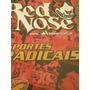 Livro Ilustrado Red Nose Panini Oficial