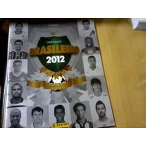 Álbum Campeonato Brasileiro 2012 + 10 Figurinhas Para Colar