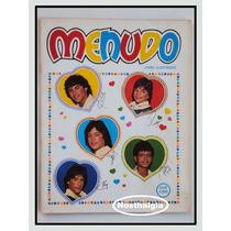 Album Menudo - Completo - F(410)