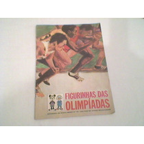 Antigo Álbum Das Olimpíadas Mickey-tio Patinhas Nº190 - Voa*