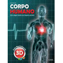 Álbum Corpo Humano Completo Figurinhas Para Colar