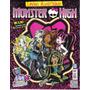 Álbum Monster High - Lançamento 2012 - Completo - Para Colar