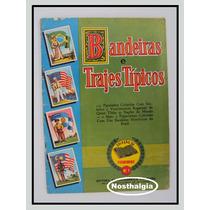 Album Bandeira E Trajes Típicos - Anos 50 - F(63)