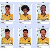 Complete Album Figurinhas Da Copa Do Mundo Fifa Brasil 2014