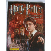 Álbum Harry Potter E O Prisioneiro De Azkaban 2004 Panini