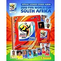 Album Copa Mundo 2010 +todas Figurinhas P/colar Frete Gratis