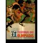 Album Figurinhas Das Olimpiadas Disney 1968 Completo