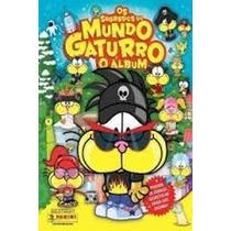 Album Completo Mundo Gaturro Frete Gratis