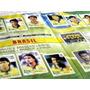 Figurinhas Do Album Campeonato Mundial 94
