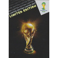 Cards Copa 2014 Adrenalyn Troféu Taça Limited Edition