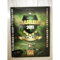 (sp) Álbum Do Campeonato Brasileiro 2011